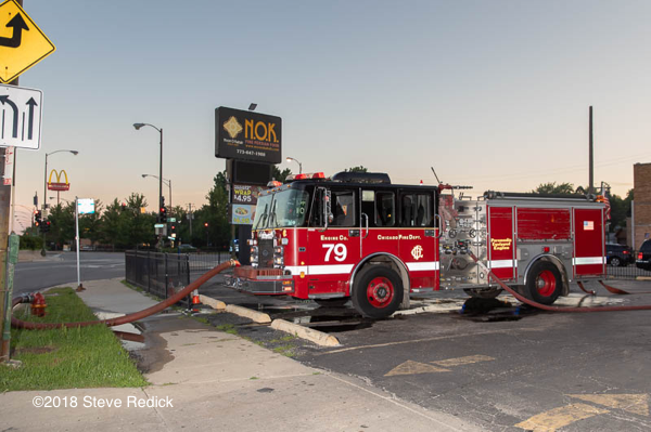 Chicago FD Engine 79