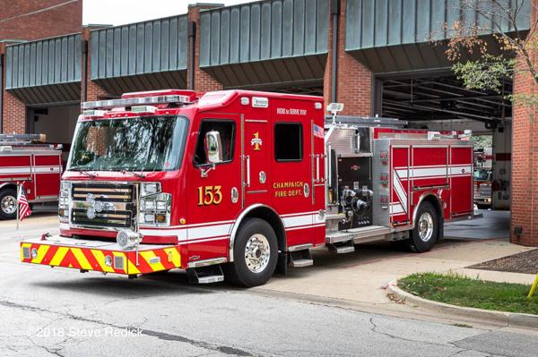 Champaign FD Engine 1513