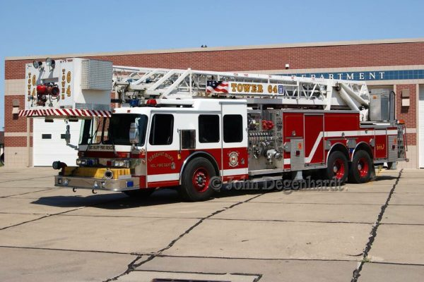 Sergeant Bluff FD Tower 64
