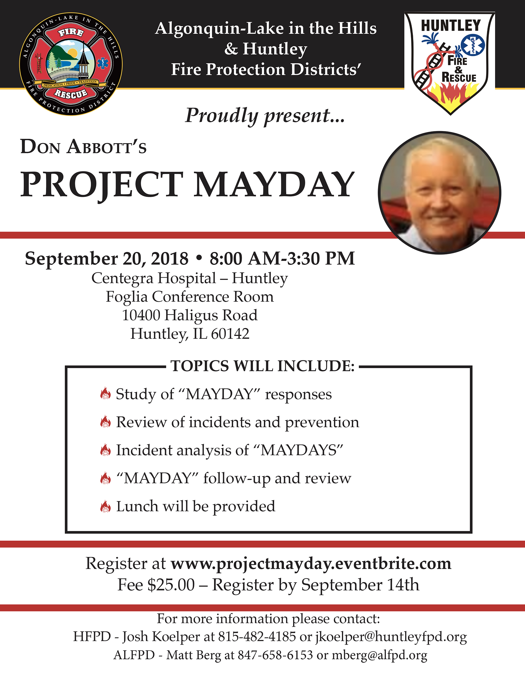 Don Abbott's Project Mayday
