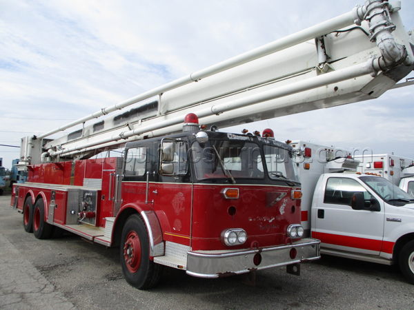 CFD reserve 85' Snorkel 661 for sale