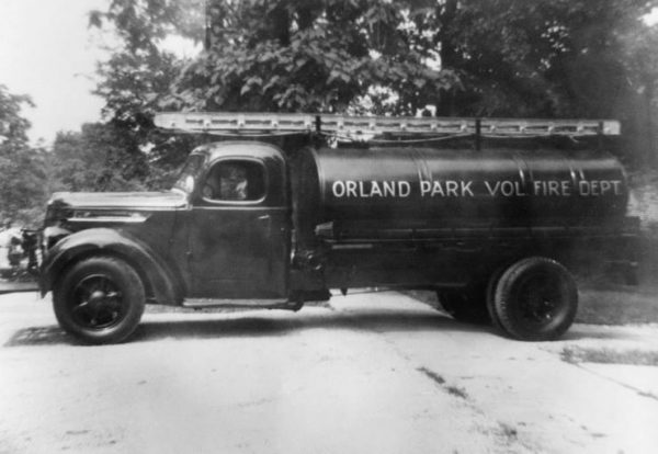 Orland Park Volunteer Fire Department