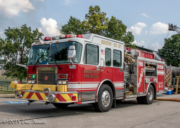 Bridgeview FD Engine 405