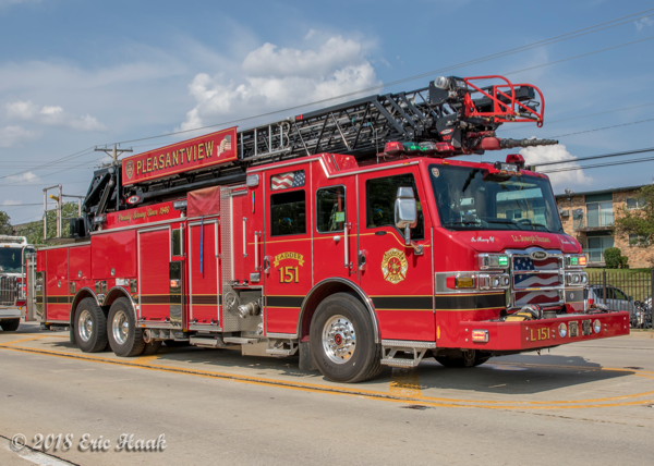 Pleasantview FPD Ladder 151