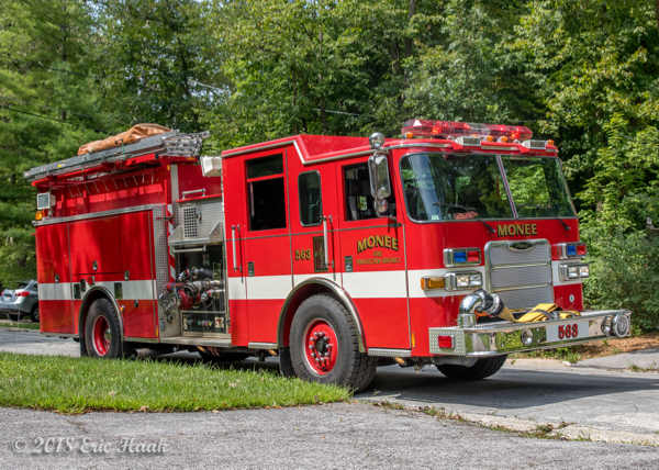 Monee FPD Engine 563