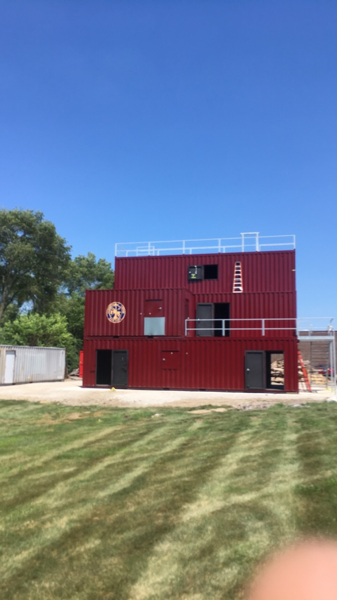 new training facility in Downers Grove