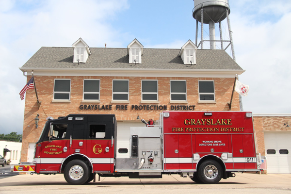 Grayslake FPD Engine 2727