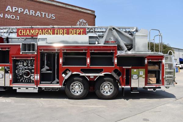 Champaign FD Truck 164