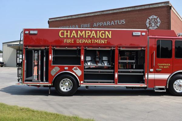 Champaign FD Squad 171