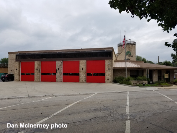 Oak Park FD Station #1