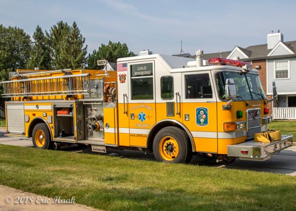Lisle-Woodridge FPD Engine 55