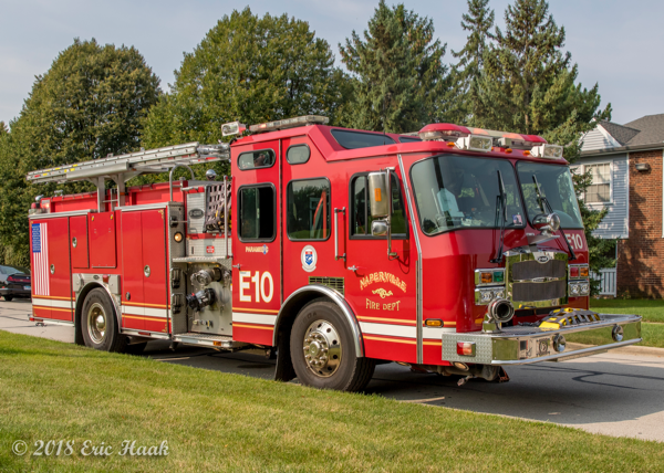Naperville FD Engine 10