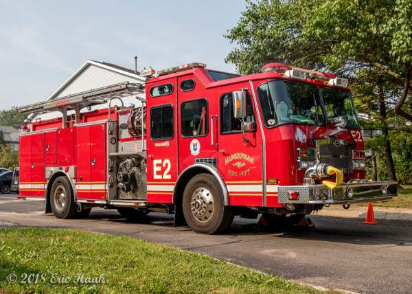 Naperville FD Engine 2