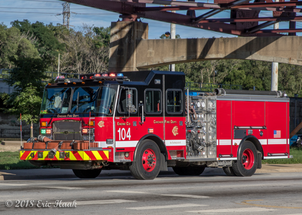 Chicago FD Engine 104