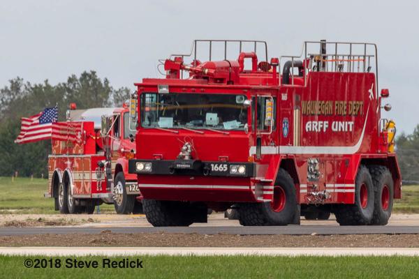 Waukegan FD ARFF unit