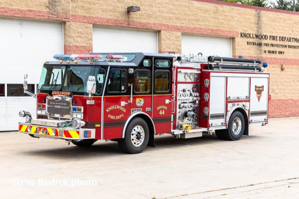 Knollwood FD Engine 44