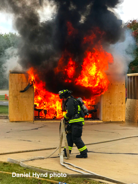 Naperville FD 2018 open house