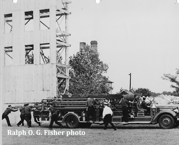 Des Plaines Fire Department history