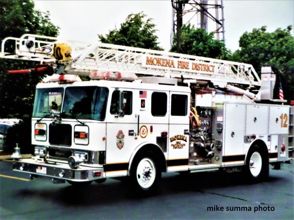 Mokena FPD Trk 12 - 1998 Seagrave 1750/500/75'