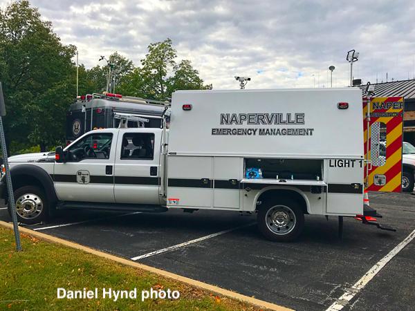 Naperville EMA truck 2
