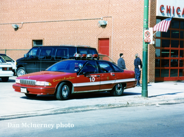 Chicago FD Battalion 10