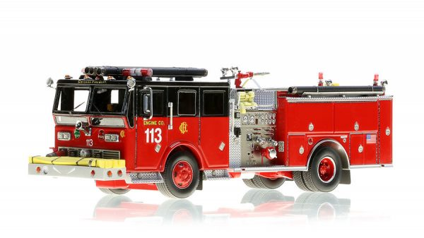 CHICAGO FIRE DEPARTMENT ENGINE 113 from Fire Replicas