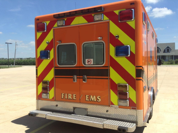 Coal City FD ambulance for sale