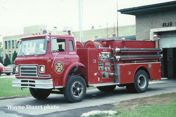 977 International / Ward LaFrance pumper