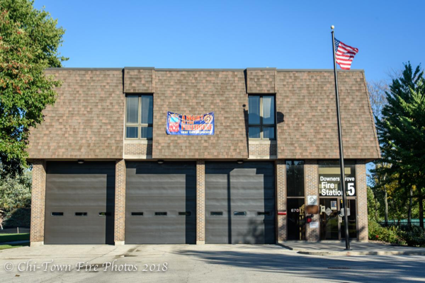 Downers Grove FD Station 105