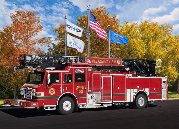 Pleasantview FPD Ladder 153