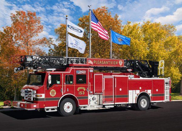 Pleasantview FPD Ladder 153