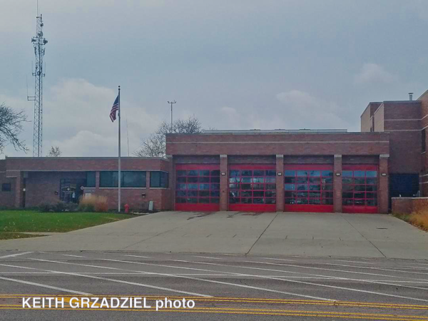 Elk Grove Village Fire Station 7