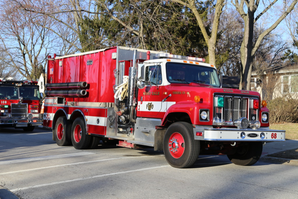 Wood Dale FPD Tender 68