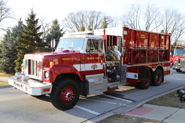 Dwight Fire Protection District « chicagoareafire.com