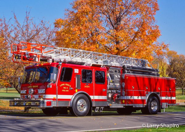 Long Grove FD Truck 3-334