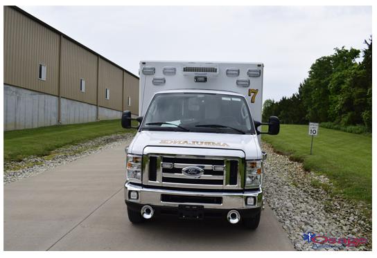 Broadview FD Ambulance 7