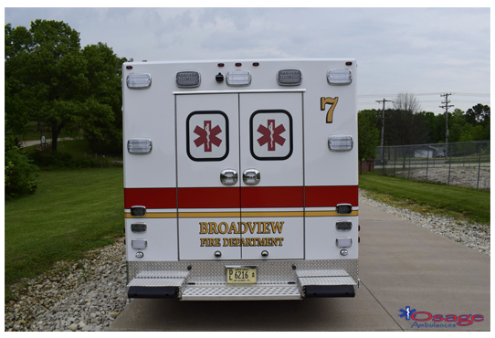 Broadview FD Ambulance 7