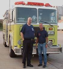 John Tobin and Glenn Bennett, Jr