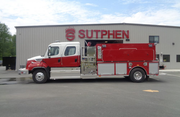 New tanker for the HOMER TOWNSHIP FIRE PROTECTION, IL