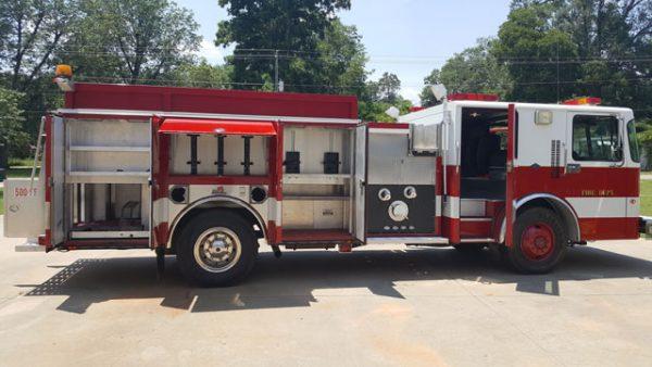 Reddick Community FPD buys used fire engine