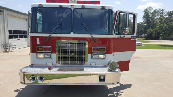 Reddick Community FPD buys used fire engine