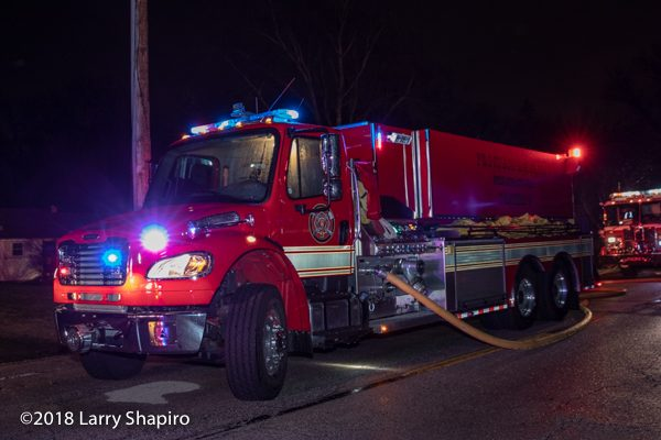 Prospect Heights FPD Tanker 9