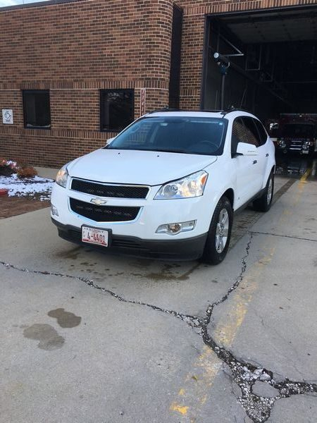 chevy suv available at auction