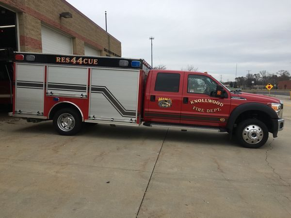 fire truck available at auction