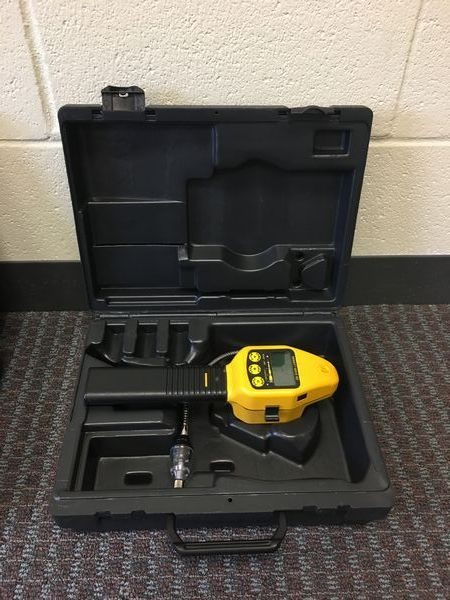 gas monitoring kit available at auction