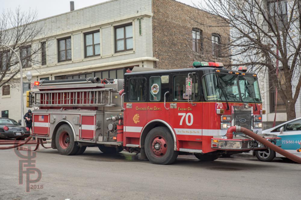 Chicago FD Engine 70