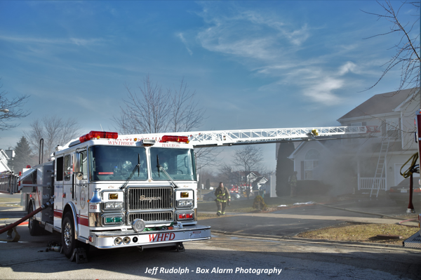 Winthrop Harbor FD Truck 1731