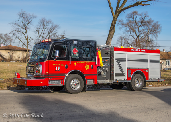 Dolton FD Engine 15