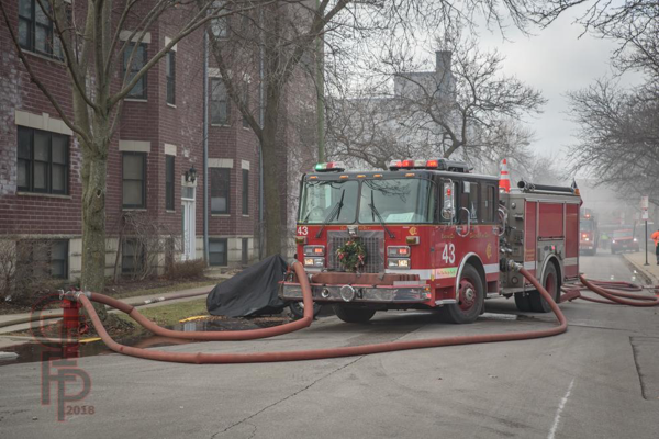 Chicago FD Engine 43