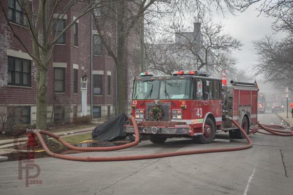 Chicago FD Engine 43